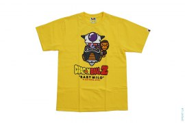 Frieza Clinging Milo Tee by A Bathing Ape x Dragon Ball