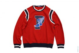 1992 Polo Stadium P-Wing Sweatshirt by Ralph Lauren