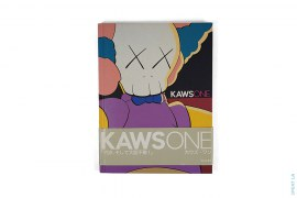 Kaws One Book by Kaws
