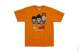 Z Trio Milo Tee by A Bathing Ape x Dragon Ball