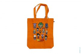 All Star Canvas Tote Bag by A Bathing Ape x Dragon Ball