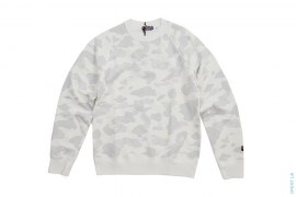 City Camo Crewneck by A Bathing Ape