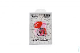 ABC Camo Phone Ring by A Bathing Ape