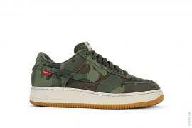 Sample Air Force 1 Low Camo by Supreme x Nike