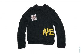 Cable Knit Sweater by Ambush x NERD