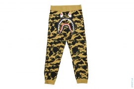 1st Camo Shark Slim Sweatpants by A Bathing Ape