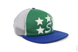 5 Star Mesh Trucker by Supreme