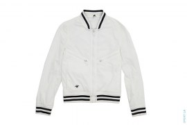 Homme Monochrome Baseball Jacket by Christian Dior