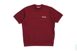 Logo Short Sleeve Sweatshirt by Supreme