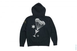 Bowtie Full Zip Hoodie by BBC/Ice Cream