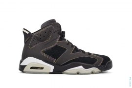Air Jordan 6 Retro Lakers by Jordan Brand