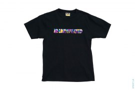 Los Angeles Store Camo Undefeated Logo Tee by A Bathing Ape x Undefeated