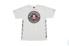 SS Link Tee by Stussy x Mastermind Japan