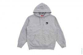 Gonz Ramm Zip Up Sweatshirt by Supreme