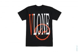 Red Staple Logo Tee by Vlone x Fragment Design