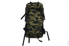 1st Camo Rucksack Backpack by A Bathing Ape x Porter