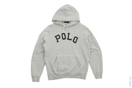 Polo Logo Pullover Hoodie by Ralph Lauren