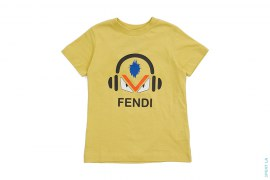 Monster Tee by Fendi