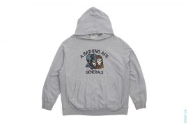 Generals Pullover Hoodie by A Bathing Ape