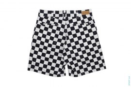 Checkered Shorts by BBC/Ice Cream