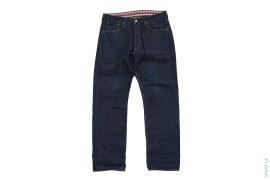 Raw Selvedge Five Pocket Denim by OriginalFake x Levi's