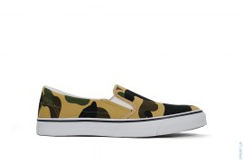 1st Camo Slip-On by A Bathing Ape