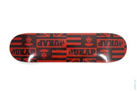 AAPE UKAP Skateboard by A Bathing Ape