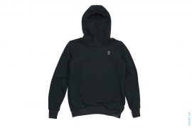 Rubber Grizzly Logo Pullover Hoodie by Grizzly