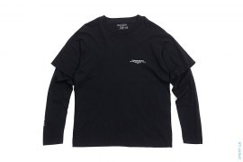 Hood Toyota Birds Inside Out Long Sleeve Tee by Travis Scott