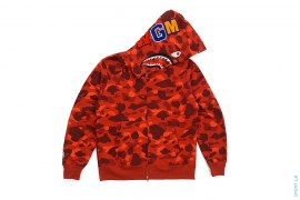 Ultimate Color Camo WGM Wappen Shark by A Bathing Ape
