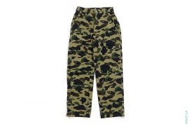 1st Camo Snowbaord Pants by A Bathing Ape