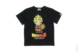 Super Saiyan Goku Peeping Milo Tee by A Bathing Ape x Dragon Ball