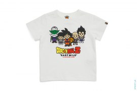 Z Warriors Tee by A Bathing Ape x Dragon Ball