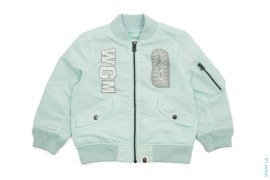 Milo Shark MA-1 Jacket by A Bathing Ape