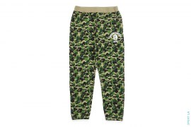 ABC Camo Strike College Logo Sweatpants by A Bathing Ape x Undefeated