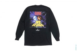 Counterattack Long Sleeve Tee by Supreme x Undercover x Public Enemy