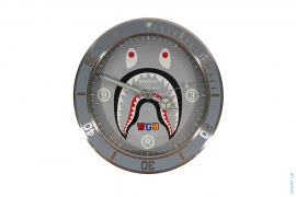 Shark Wall Clock by A Bathing Ape