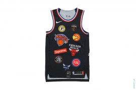 NBA Teams Jersey by Supreme x Nike