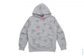 Eat Me Hooded Sweatshirt by Supreme