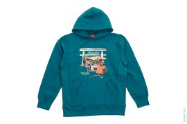 Barrington Levy Hooded Sweatshirt by Supreme x Barrington Levy