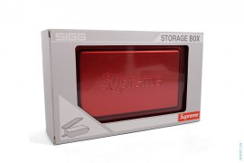 Metal Storage Box by Supreme x SIGG