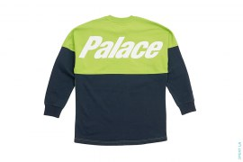 Splitter Long Sleeve Tee by Palace