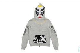Cow Hoodie by A Bathing Ape