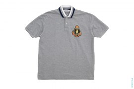 Busy Works Crest Polo by A Bathing Ape