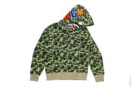 Ultimate ABC Camo Shark by A Bathing Ape