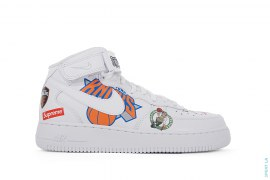 Air Force 1 Mid 07 by Supreme x Nike x NBA