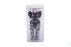 BFF Black Edition Limited Vinyl Collectible Art Toy by Kaws