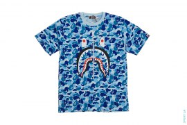 Ultimate ABC Camo Shark Tee by A Bathing Ape