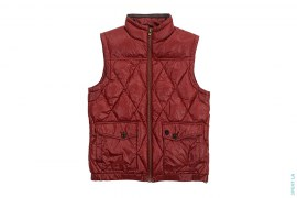 Down Vest by Born by Ted Baker