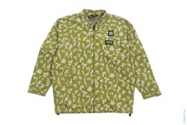 Digi Apehead Camo Convertible Mesh Lined Work Jacket by A Bathing Ape